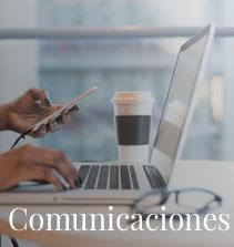 comunicaciones icon
