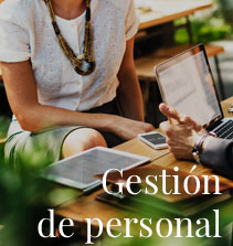 gestion personal icon