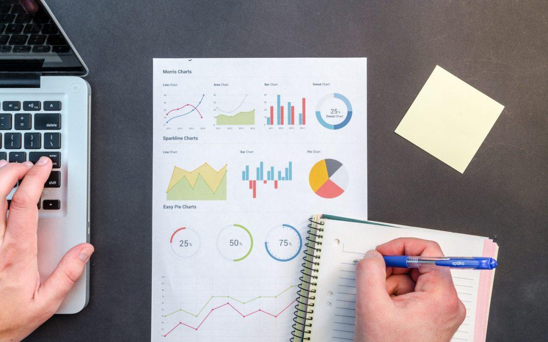 Datos e informes en un ERP