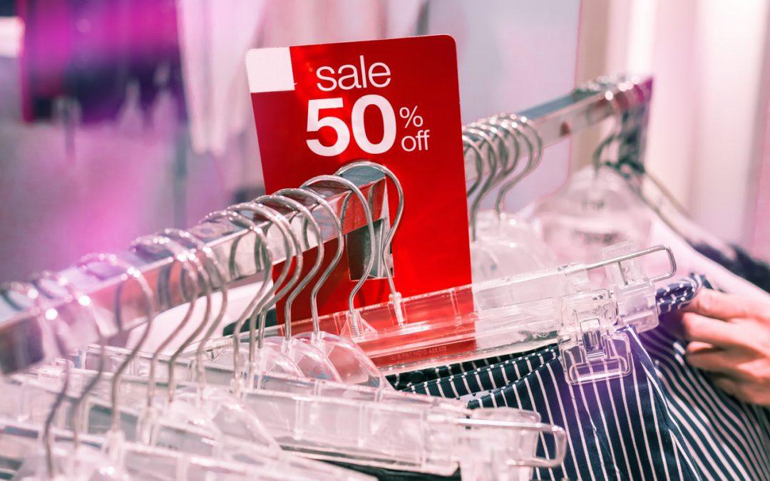 Como hacer una buena gestión en rebajas de tu tienda
